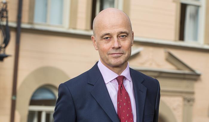 Magnus Rolf, vd FEI