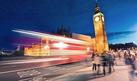 London infor avgifter redan nasta manad