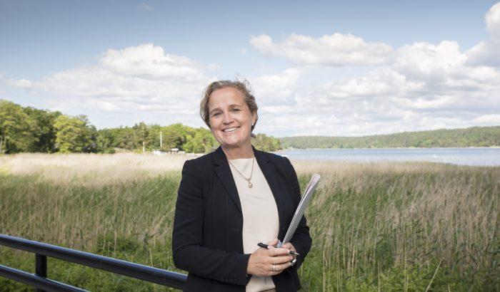 Maria Lillesand har läst Fastighetsmäklare på FEI