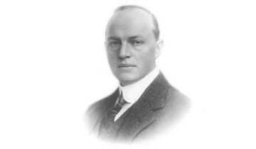 Oskar Sillén, Sveriges första professor i företagsekonomi