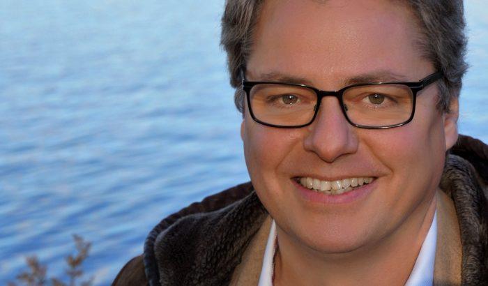 Göran Nilsson föreläser på FEIs kurs Det agila företaget