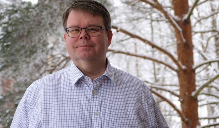 Jukka Hohenthal är föreläsare i digital marknadsföring på FEI