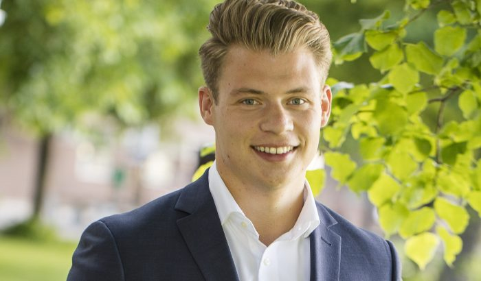 Marcus Hermansson har läst Fastighetsmäklare på FEI
