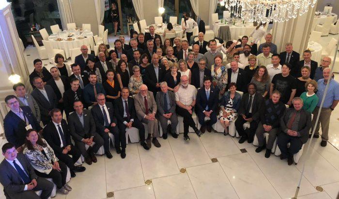 FEI deltog på NIBS konferens i maj 2018