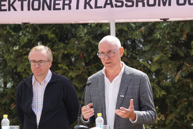 FEI och Högskolan Väst talade i Almedalen om livslångt lärande