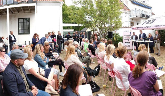 FEIs seminarier i Almedalen 2018