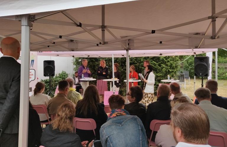 FEI och Vercity talade i Almedalen om framtidens högre utbildning