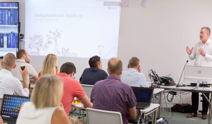 FEIs klassrum i Alicante Spanien