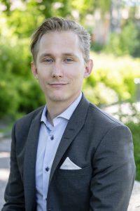 Marcus Forsström. Företagsekonom 60 hp