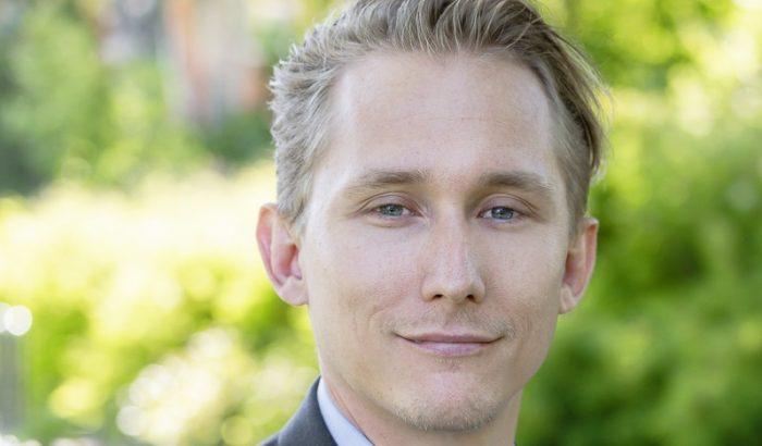 Markus Forsstsröm, Företagsekonom 60 hp